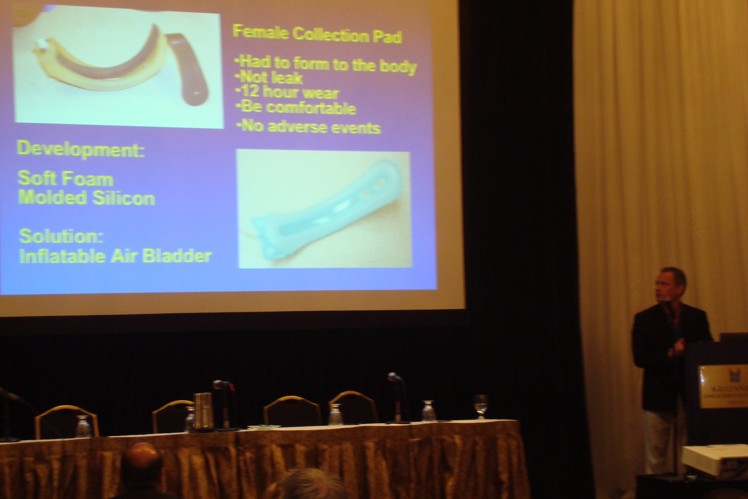 Innovating for Continence 2015